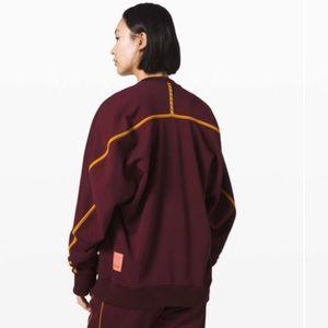 lululemon Face Forward Sweatshirt*Roksanda (NWT)